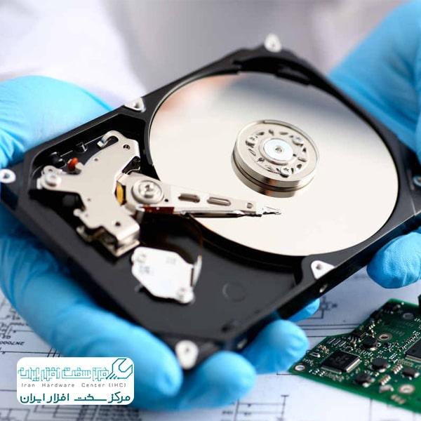 تعمیرات هارد کامپیوتر