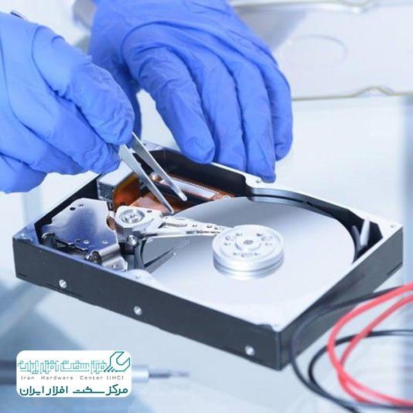 اجزا هارد دیسک