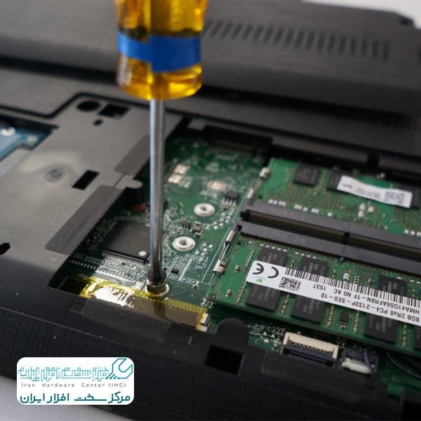 نصب هارد SSD روی لپ تاپ و کامپیوتر