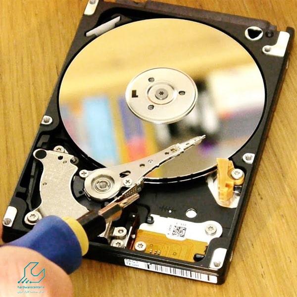 بازیابی اطلاعات هارد دیسک با هد خراب